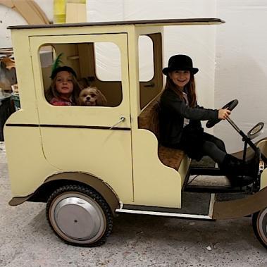 Bugsy hire car